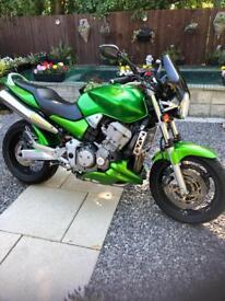 Honda hornet 🐝 900cc