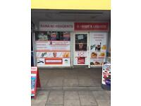 Newsagent store for sale Whitefield