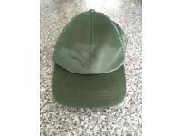 Girls Ladies Khaki Green Summer Hat Cap New Look Adjustable Strap Like New