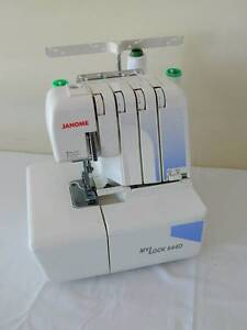 Janome MY Lock 644D Overlocker / Serger Currumbin Gold Coast South Preview