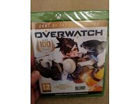 Overwatch - Xbox One | Brand New still in the wrapper