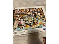 Mikey Mouse jigsaw!