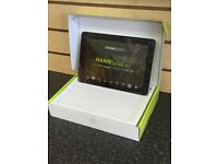 HANNSPAD ANDROID TABLET(BOXED)(REFURBISHED)(£75.00)