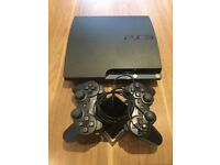 PS3 Slim - 160gb Console bundle
