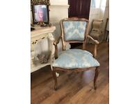 Pretty Louis style chair