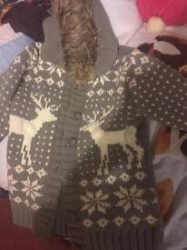 Reindeer jacket