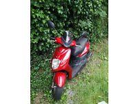 Moped SYM 49cc