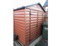 Plastic Garden Shed