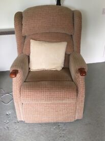 3 x armchairs