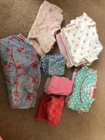 Girls 0-1 month summer bundle