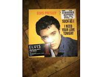 Elvis Presley limited edition numbered CD single