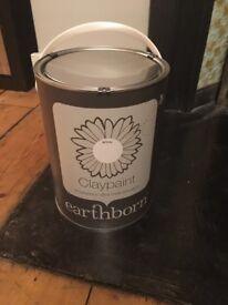 Earthborn Claypaint White 5L