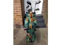 Full Starter Spalding Right Handed Golf Set