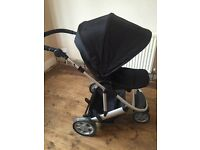 Mamas and Papas Travel System plus free accessories