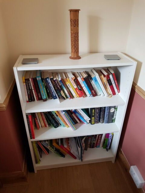 reputable site b60dd 96d33 Two White Bookshelves for Sale | in Oxford, Oxfordshire | Gumtree
