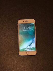 Apple iPhone 6S Rose Gold (EE) 16GB * Like New