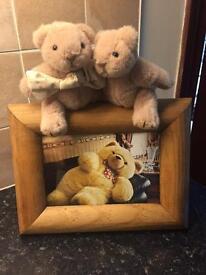 Teddy Bear Photo Frame