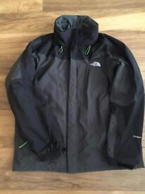 North face mens winter jacket size L