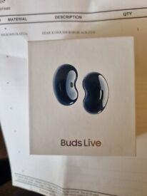 Samsung Galaxy Buds Live Brand new in box - Sealed