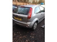 Ford Fiesta 1.25 57plate 99,000 miles