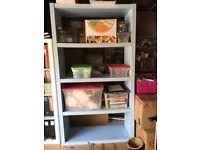 IKEA shelves - Light blue - Good condition