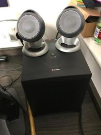 Speakers & Sound system 2+1