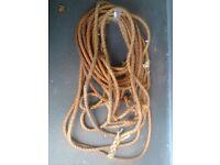 Rope (16mm/hemp), various lengths