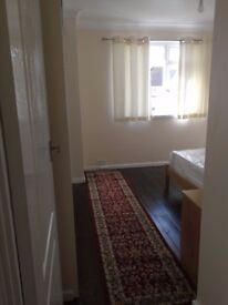 Very large bright double room