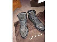 Gucci swavolski Diamound rare !!/ Louis Vuitton / zanotti / Versace / fendi / McM
