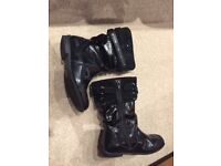 Clarks Boots for Girls Size 9.5 F