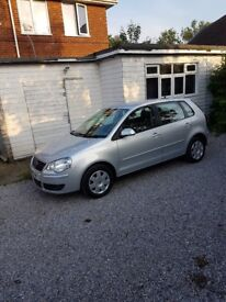 Vw polo 1.2 petrol manual silver. Very good condition and tidy. Full service book