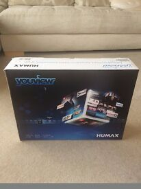 BT youview box humax