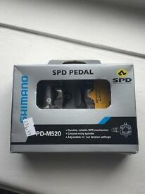 Shimano SPD Pedals - new and boxed