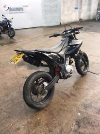 2014 WR125X GOOD CONDITION