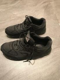 Karrimor Running Trainers size 9.5 UK hardy worn, for sale due to purchased wrong size.