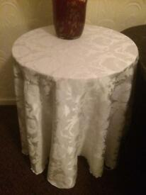 2 vintage tables