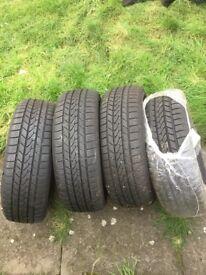 Winter tyres FALKEN 195/60/15