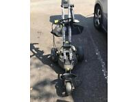 Motocaddy M1 pro trolley with Lithium battery