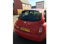 Very Low Mileage Nissan Micra