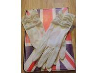 Vintage 60s gloves