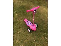 My First 'Minnie' Activity Scooter - Age 1 +