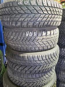 4 Goodyear ultra grip winter 205/55r16 tt