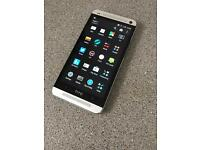 HTC ONE M7 Unlocked to all networks smartphone