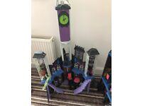 Monster high dolls house for sale