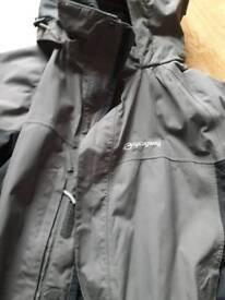 Large men's jacket