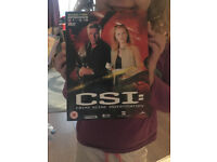 CSI Season 3 ep 1 - 12