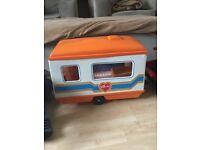 Vintage Sindy Doll Caravan