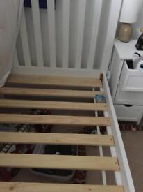 Single Bed & matress