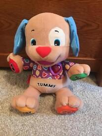 Fisher price teddy toy