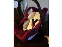 Mathercare car seats